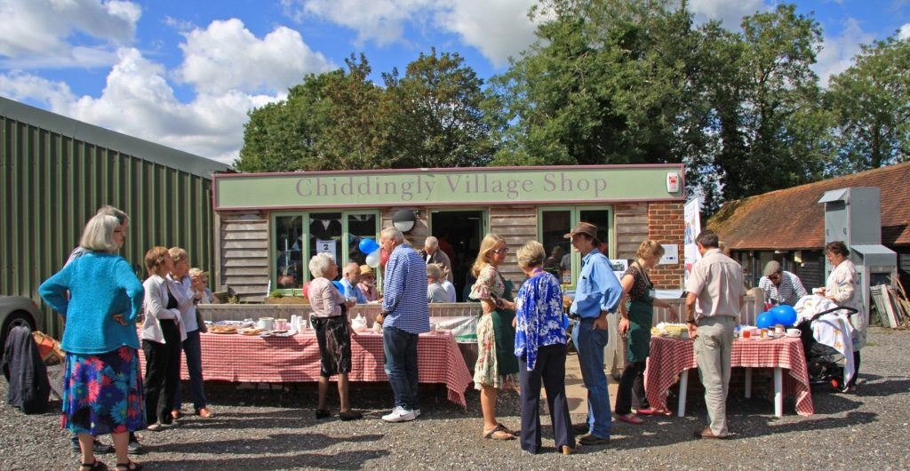 Chiddingly Farm Shop