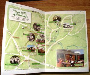 Cookbook map