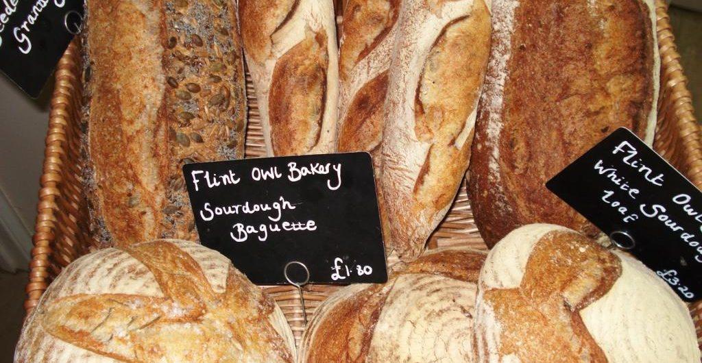 Flint Owl Bakery Bread